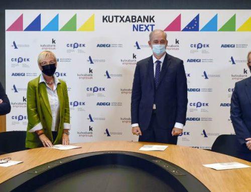 Kutxabank y las organizaciones empresariales vascas destinan 2.000 millones de euros a complementar las ayudas 'Next Generation UE'