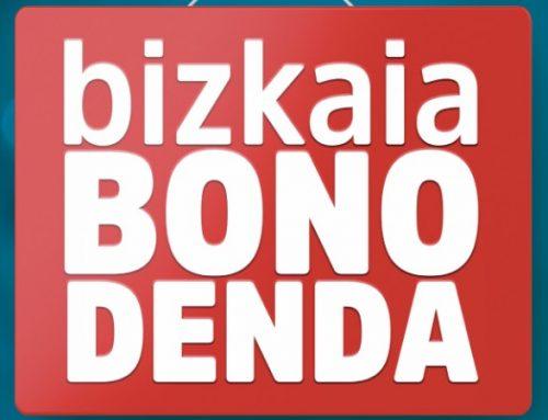 Abierto el plazo de adhesión de establecimientos a la campaña Bizkaia Bono Denda