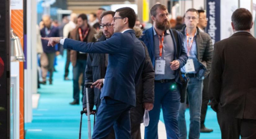 Subcontex: La feria Global Industrie - Midest de Lyon ha reunido a 1.500 expositores y 27.305 profesionales a lo largo de cuatro días.