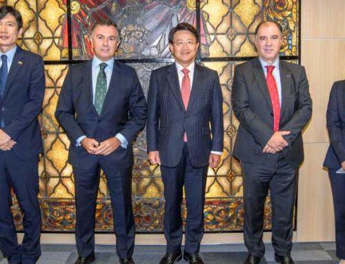 Jornada para estrechar los lazos comerciales entre Corea, Bizkaia y Euskadi