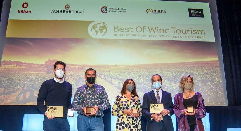 Premios Best Of Wine